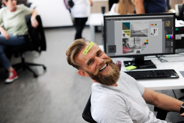 Happy employee benefits of employee assistance programs