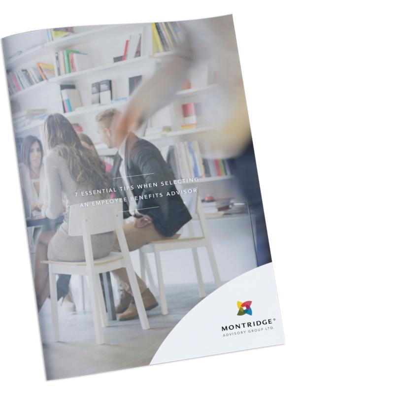 Montridge 7 tips when selecting an employee benefits advisor white paper thumbnail